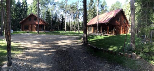 spithami seltskonna puhkemaja koos saunaga